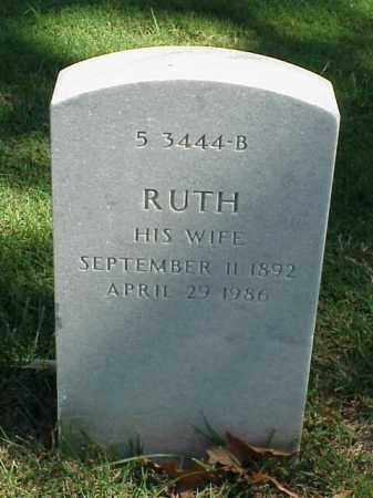 PIERSON, RUTH - Pulaski County, Arkansas | RUTH PIERSON - Arkansas Gravestone Photos