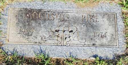 PIKE, AUGUSTUS - Pulaski County, Arkansas | AUGUSTUS PIKE - Arkansas Gravestone Photos
