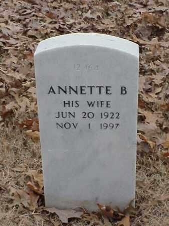 PILGRIM, ANNETTE B - Pulaski County, Arkansas | ANNETTE B PILGRIM - Arkansas Gravestone Photos
