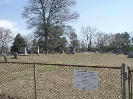 *PINE GROVE OVERVIEW,  - Pulaski County, Arkansas |  *PINE GROVE OVERVIEW - Arkansas Gravestone Photos