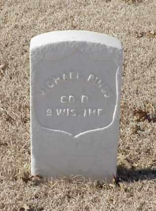PINGS (VETERAN UNION), MICHAEL - Pulaski County, Arkansas   MICHAEL PINGS (VETERAN UNION) - Arkansas Gravestone Photos