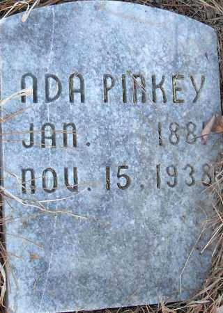 PINKEY, ADA - Pulaski County, Arkansas | ADA PINKEY - Arkansas Gravestone Photos