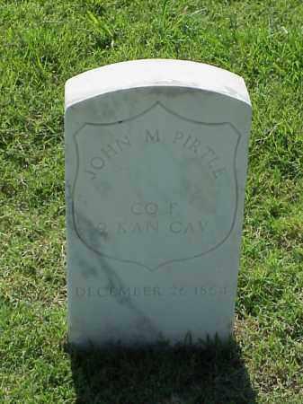 PIRTLE (VETERAN UNION), JOHN M - Pulaski County, Arkansas | JOHN M PIRTLE (VETERAN UNION) - Arkansas Gravestone Photos