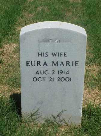 PITTS, EURA MARIE - Pulaski County, Arkansas | EURA MARIE PITTS - Arkansas Gravestone Photos