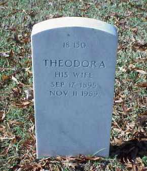 PITTS, THEODORA - Pulaski County, Arkansas | THEODORA PITTS - Arkansas Gravestone Photos