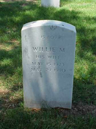 PITTS, WILLIE M - Pulaski County, Arkansas | WILLIE M PITTS - Arkansas Gravestone Photos
