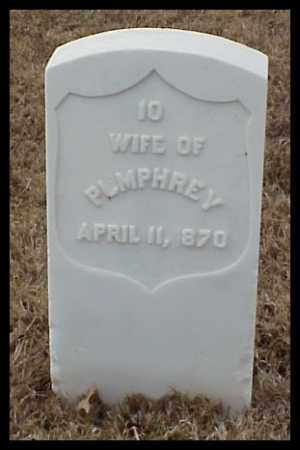 PUMPHREY, WIFE - Pulaski County, Arkansas | WIFE PUMPHREY - Arkansas Gravestone Photos