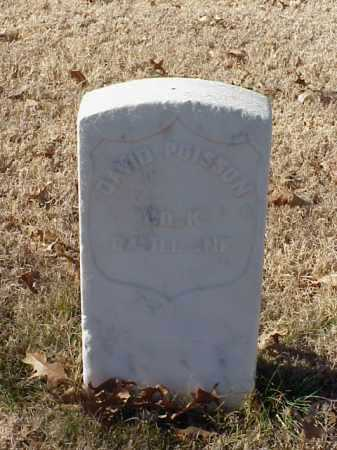 POISSON (VETERAN UNION), DAVID - Pulaski County, Arkansas | DAVID POISSON (VETERAN UNION) - Arkansas Gravestone Photos