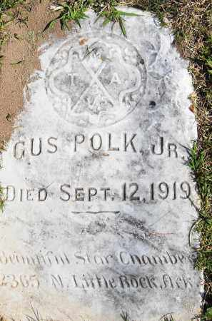 POLK, JR, GUS - Pulaski County, Arkansas | GUS POLK, JR - Arkansas Gravestone Photos