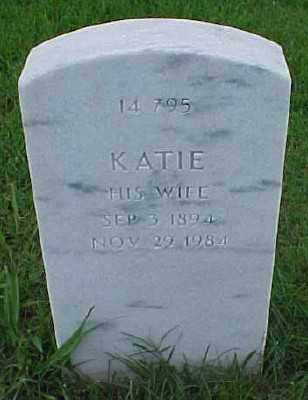POLK, KATIE - Pulaski County, Arkansas | KATIE POLK - Arkansas Gravestone Photos