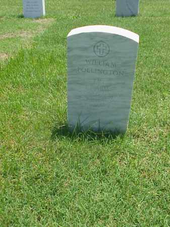 POLLINGTON (VETERAN WWI), WILLIAM - Pulaski County, Arkansas | WILLIAM POLLINGTON (VETERAN WWI) - Arkansas Gravestone Photos