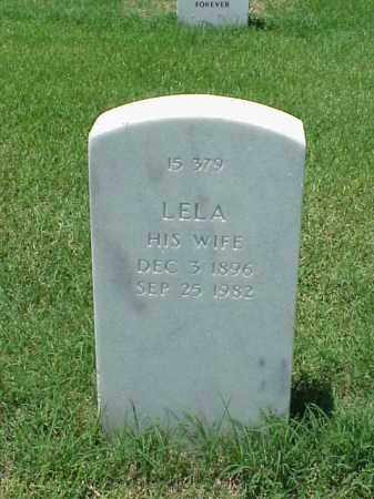 POOL, LELA - Pulaski County, Arkansas | LELA POOL - Arkansas Gravestone Photos