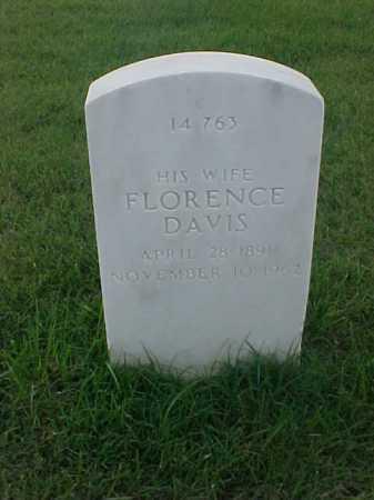 PORTER, FLORENCE DAVIS - Pulaski County, Arkansas | FLORENCE DAVIS PORTER - Arkansas Gravestone Photos
