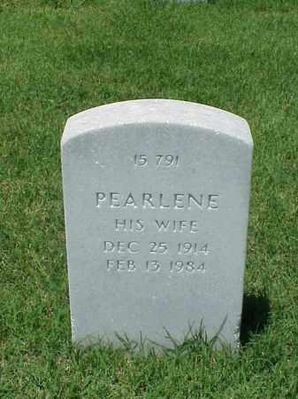 PORTER, PEARLENE - Pulaski County, Arkansas | PEARLENE PORTER - Arkansas Gravestone Photos