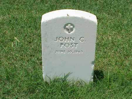 POST, JOHN C - Pulaski County, Arkansas | JOHN C POST - Arkansas Gravestone Photos