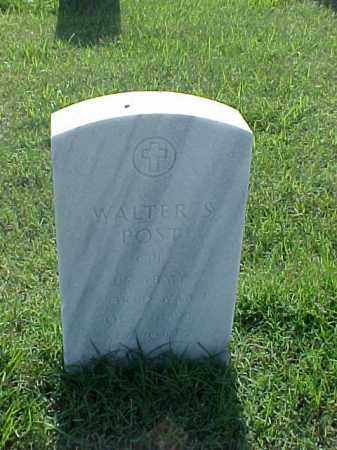 POST (VETERAN WWI), WALTER S - Pulaski County, Arkansas | WALTER S POST (VETERAN WWI) - Arkansas Gravestone Photos