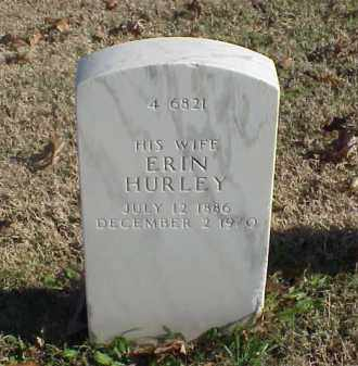 HURLEY POWELL, ERIN - Pulaski County, Arkansas | ERIN HURLEY POWELL - Arkansas Gravestone Photos
