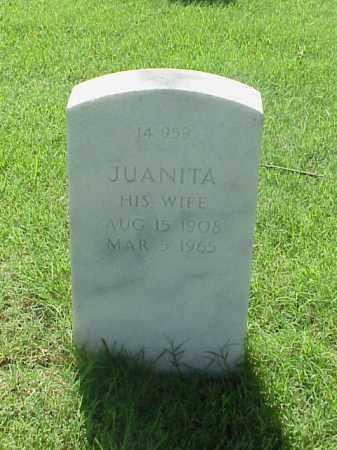 POWELL, JUANITA - Pulaski County, Arkansas   JUANITA POWELL - Arkansas Gravestone Photos