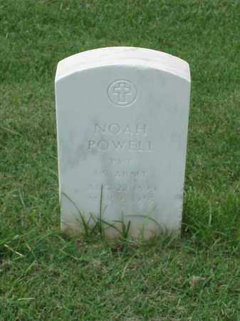 POWELL (VETERAN WWI), NOAH - Pulaski County, Arkansas | NOAH POWELL (VETERAN WWI) - Arkansas Gravestone Photos