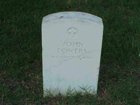 POWERS (VETERAN UNION), JOHN - Pulaski County, Arkansas | JOHN POWERS (VETERAN UNION) - Arkansas Gravestone Photos