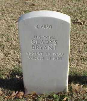 BRYANT PRATT, GLADYS - Pulaski County, Arkansas | GLADYS BRYANT PRATT - Arkansas Gravestone Photos