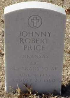 PRICE  (VETERAN), JOHNNY ROBERT - Pulaski County, Arkansas | JOHNNY ROBERT PRICE  (VETERAN) - Arkansas Gravestone Photos