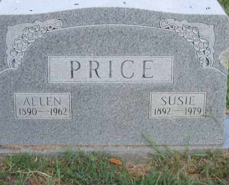 PRICE, ALLEN - Pulaski County, Arkansas | ALLEN PRICE - Arkansas Gravestone Photos