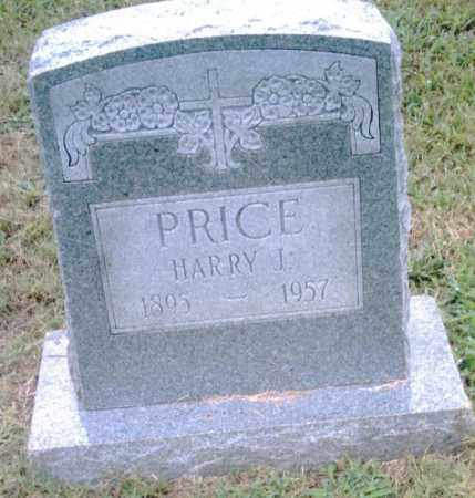 PRICE, HARRY I. - Pulaski County, Arkansas | HARRY I. PRICE - Arkansas Gravestone Photos