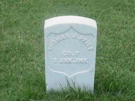 PRICE (VETERAN UNION), THOMAS J - Pulaski County, Arkansas | THOMAS J PRICE (VETERAN UNION) - Arkansas Gravestone Photos