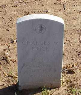PRICE (VETERAN WWI), CHARLES W - Pulaski County, Arkansas | CHARLES W PRICE (VETERAN WWI) - Arkansas Gravestone Photos