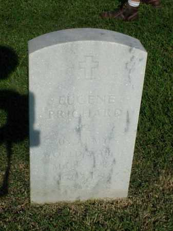 PRICHARD (VETERAN WWII), EUGENE - Pulaski County, Arkansas | EUGENE PRICHARD (VETERAN WWII) - Arkansas Gravestone Photos