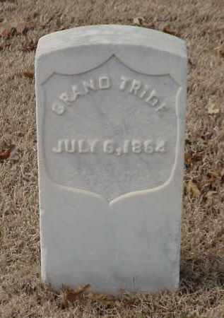 PRIDE (VETERAN UNION), GRAND - Pulaski County, Arkansas | GRAND PRIDE (VETERAN UNION) - Arkansas Gravestone Photos