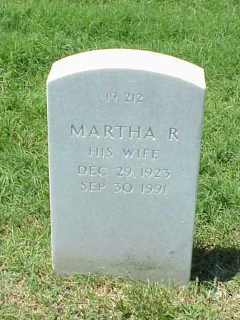 PRIEST, MARTHA R - Pulaski County, Arkansas | MARTHA R PRIEST - Arkansas Gravestone Photos