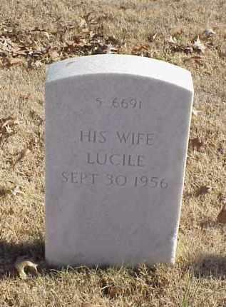 PRINCE, LUCILE - Pulaski County, Arkansas | LUCILE PRINCE - Arkansas Gravestone Photos