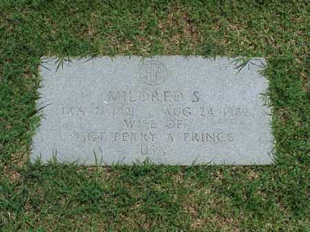 PRINCE, MILDRED - Pulaski County, Arkansas | MILDRED PRINCE - Arkansas Gravestone Photos