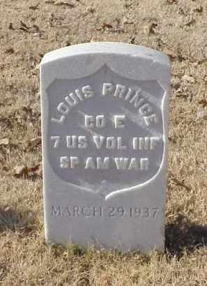 PRINCE (VETERAN SAW), LOUIS - Pulaski County, Arkansas | LOUIS PRINCE (VETERAN SAW) - Arkansas Gravestone Photos