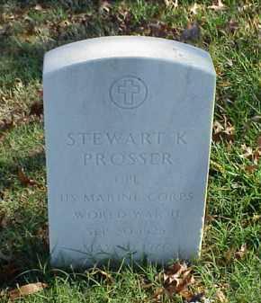 PROSSER (VETERAN WWII), STEWART K - Pulaski County, Arkansas | STEWART K PROSSER (VETERAN WWII) - Arkansas Gravestone Photos