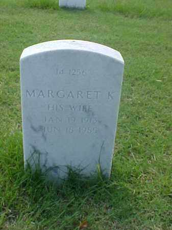 PROUE, MARGARET K - Pulaski County, Arkansas | MARGARET K PROUE - Arkansas Gravestone Photos
