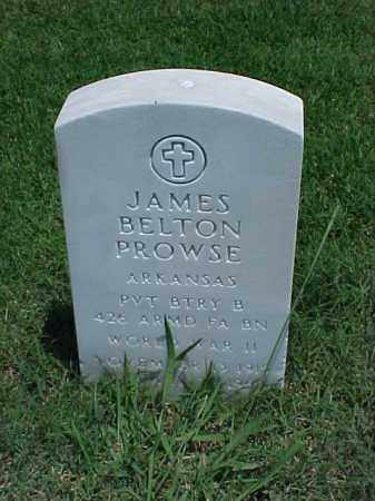 PROWSE (VETERAN WWII), JAMES BELTON - Pulaski County, Arkansas | JAMES BELTON PROWSE (VETERAN WWII) - Arkansas Gravestone Photos