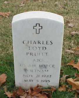 PRUITT (VETERAN VIET), CHARLES LOYD - Pulaski County, Arkansas | CHARLES LOYD PRUITT (VETERAN VIET) - Arkansas Gravestone Photos