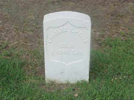 PRYOR (VETERAN UNION), CHARLES L - Pulaski County, Arkansas | CHARLES L PRYOR (VETERAN UNION) - Arkansas Gravestone Photos
