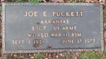 PUCKETT (VETERAN WWII), JOE GORDON - Pulaski County, Arkansas | JOE GORDON PUCKETT (VETERAN WWII) - Arkansas Gravestone Photos