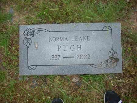 CRAIG PUGH, NORMA JEANE - Pulaski County, Arkansas | NORMA JEANE CRAIG PUGH - Arkansas Gravestone Photos