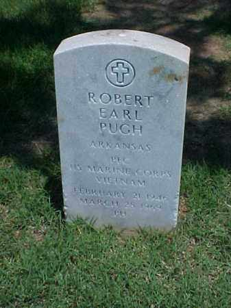 PUGH (VETERAN VIET), ROBERT EARL - Pulaski County, Arkansas | ROBERT EARL PUGH (VETERAN VIET) - Arkansas Gravestone Photos