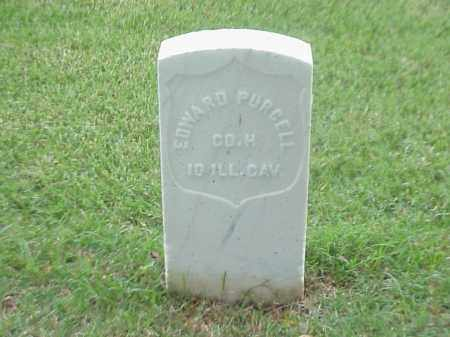 PURCELL (VETERAN UNION), EDWARD - Pulaski County, Arkansas | EDWARD PURCELL (VETERAN UNION) - Arkansas Gravestone Photos