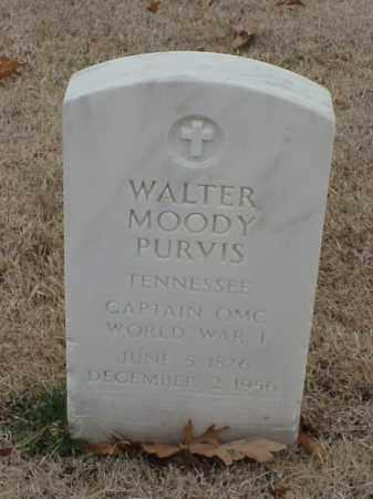 PURVIS (VETERAN WWI), WALTER MOODY - Pulaski County, Arkansas | WALTER MOODY PURVIS (VETERAN WWI) - Arkansas Gravestone Photos