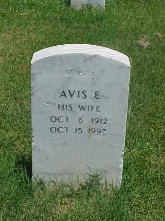 RAGAN, AVIS E - Pulaski County, Arkansas | AVIS E RAGAN - Arkansas Gravestone Photos