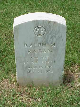 RAGAN (VETERAN 3 WARS), RALPH M - Pulaski County, Arkansas | RALPH M RAGAN (VETERAN 3 WARS) - Arkansas Gravestone Photos