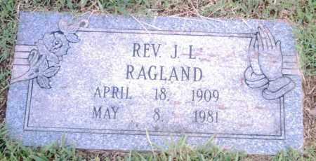 RAGLAND, REV., J. L. - Pulaski County, Arkansas | J. L. RAGLAND, REV. - Arkansas Gravestone Photos