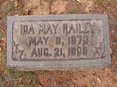 RAILEY, IDA MAY - Pulaski County, Arkansas | IDA MAY RAILEY - Arkansas Gravestone Photos